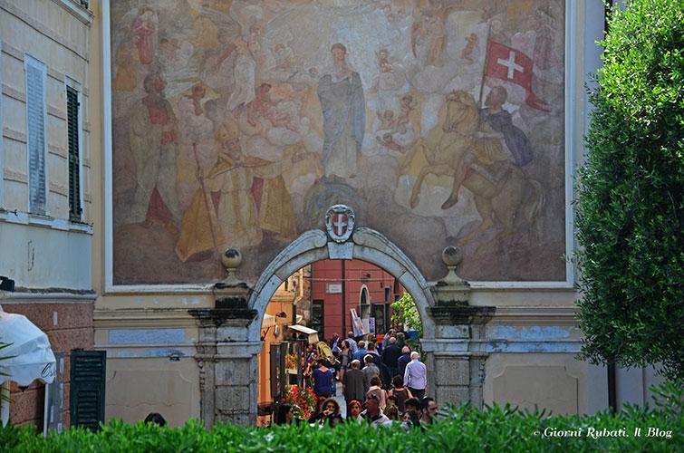 Noli: una delle porte della città