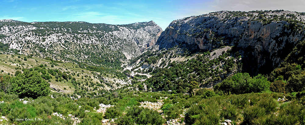 Sa Giuntura e Su Cunnu e S'Ebba: avventura a Urzulei, Sardegna