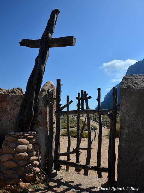 Tavolara, il cimitero reale