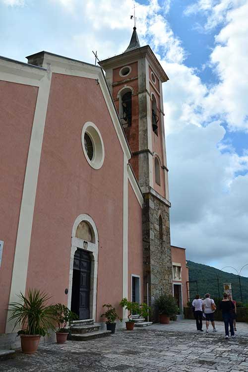 Antona, chiesa di san Gemignano