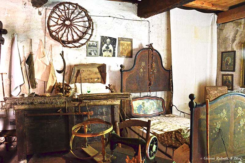 Antona, casa Piccianti, il museo della memoria