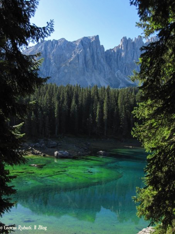Alto Adige-Südtirol: l'arcobaleno delle Dolomiti