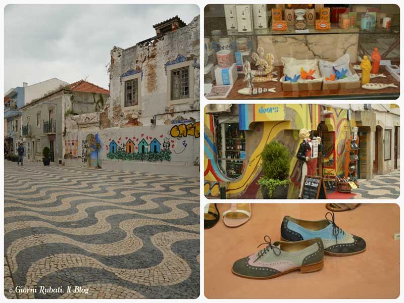 Per le strade di Cascais, Portogallo
