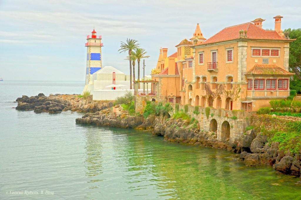 Cascais. Gita fuori porta da Lisbona al sapore di oceano — Giorni Rubati