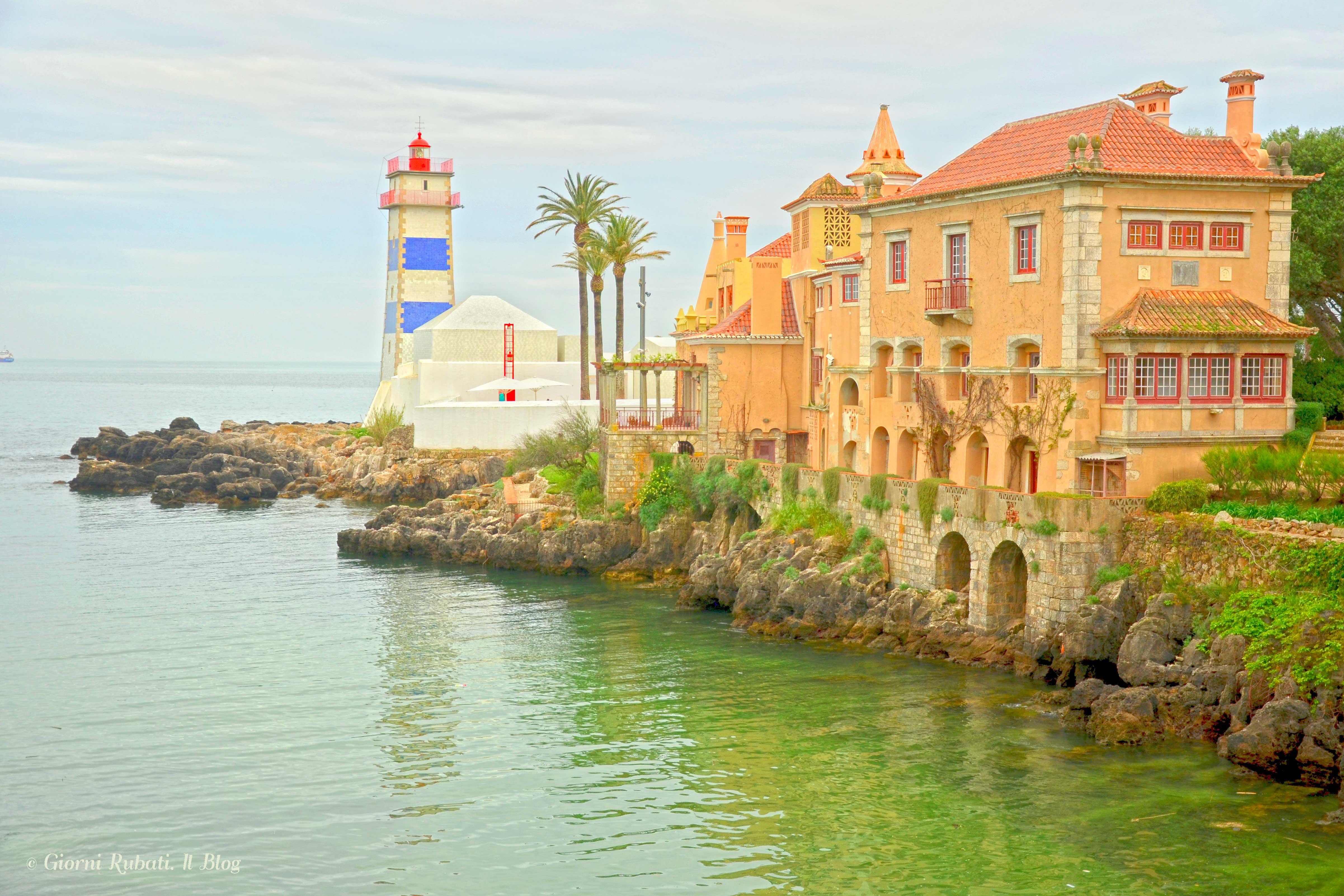 Cascais. Gita fuori porta da Lisbona al sapore di oceano