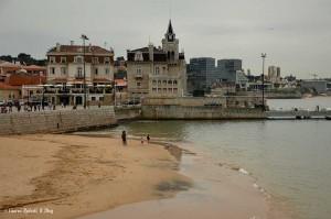 Cascais, Portogallo, il lungo mare
