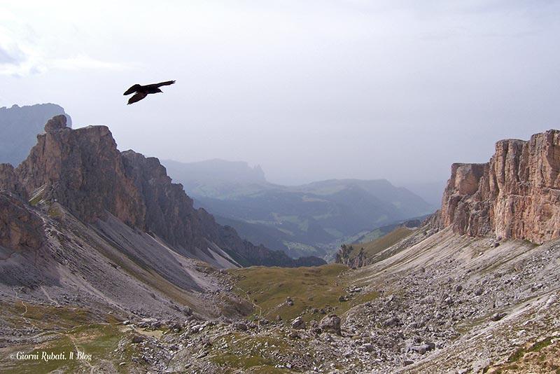 Puez- Odle, Val Gardena, Val de Chedul