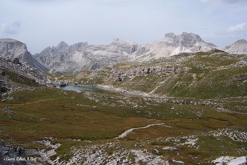 Altipiano de Crespeina, Puez Odle, Val Gardena
