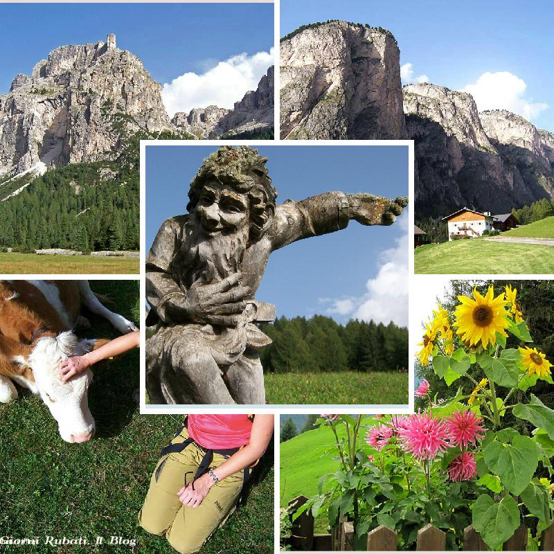Vallunga e Selva di Val Gardena: appunti di viaggio
