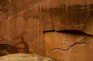 Capitol Reef National Park, petroglifi