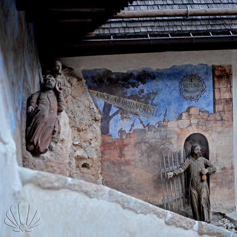 Romedio, Val di Non, invito alla meditazione