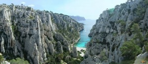 Calanques, ph. by Michmoch06. Licenza creative commons