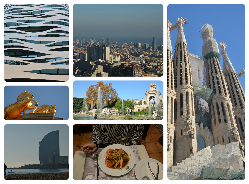 Barcellona seggestioni 2