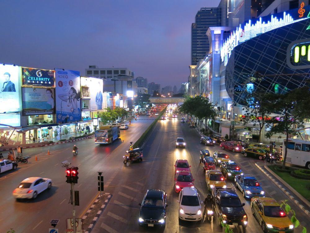 Bangkok: cosa amo fare