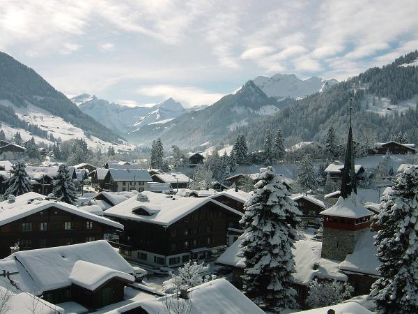 Gstaad: il meglio della montagna svizzera