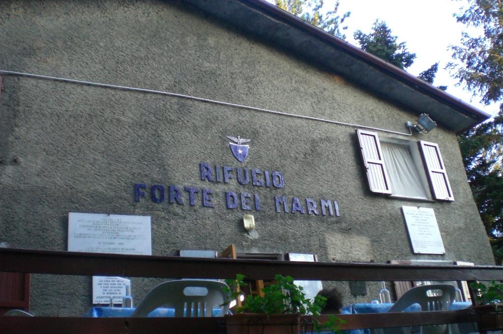 Rifugio Forte dei Marmi, Alpi Apuane, Toscana