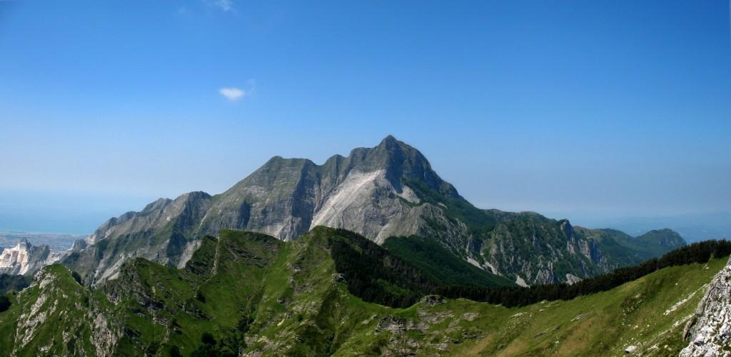 monte Sagro, Alpi Apuane, Toscana