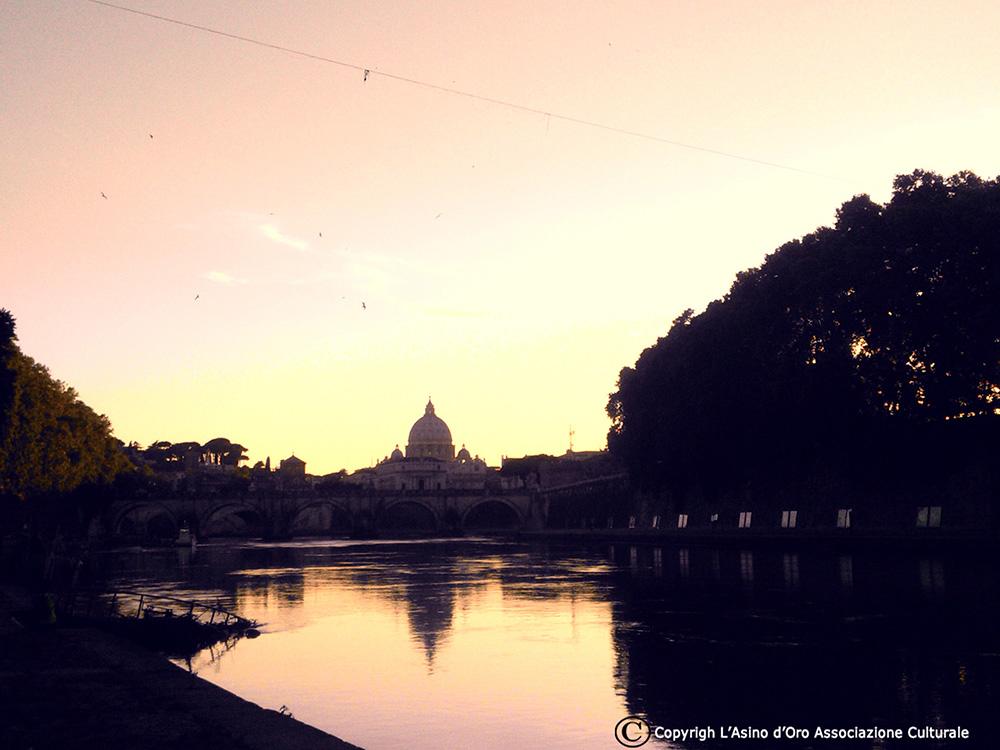 San Pietro, Roma courtesy l'Asino d'Oro Associazione Culturale