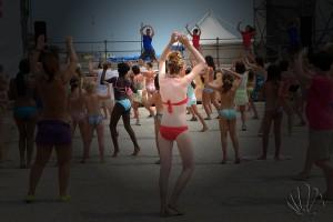 Balli e fitness a Lignano