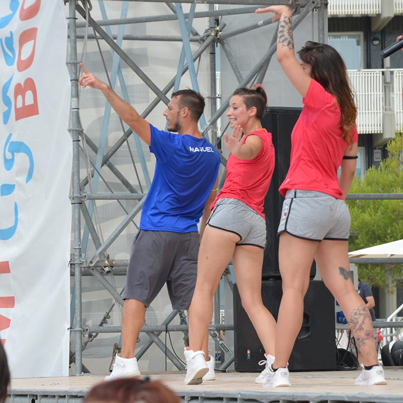 fitness, Lignano Sabbiadoro