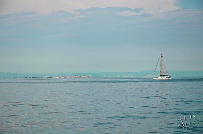 veleggiando a Lignano