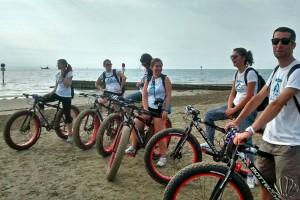 Sand bike, gli hubber di bluewago alla prova!