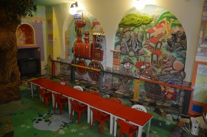 Area giochi Grand Hotel Playa