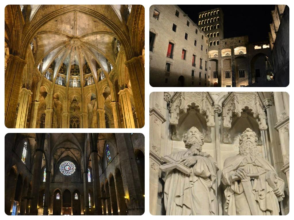 Barcellona, suggestioni medievali nel Barrio Gotico