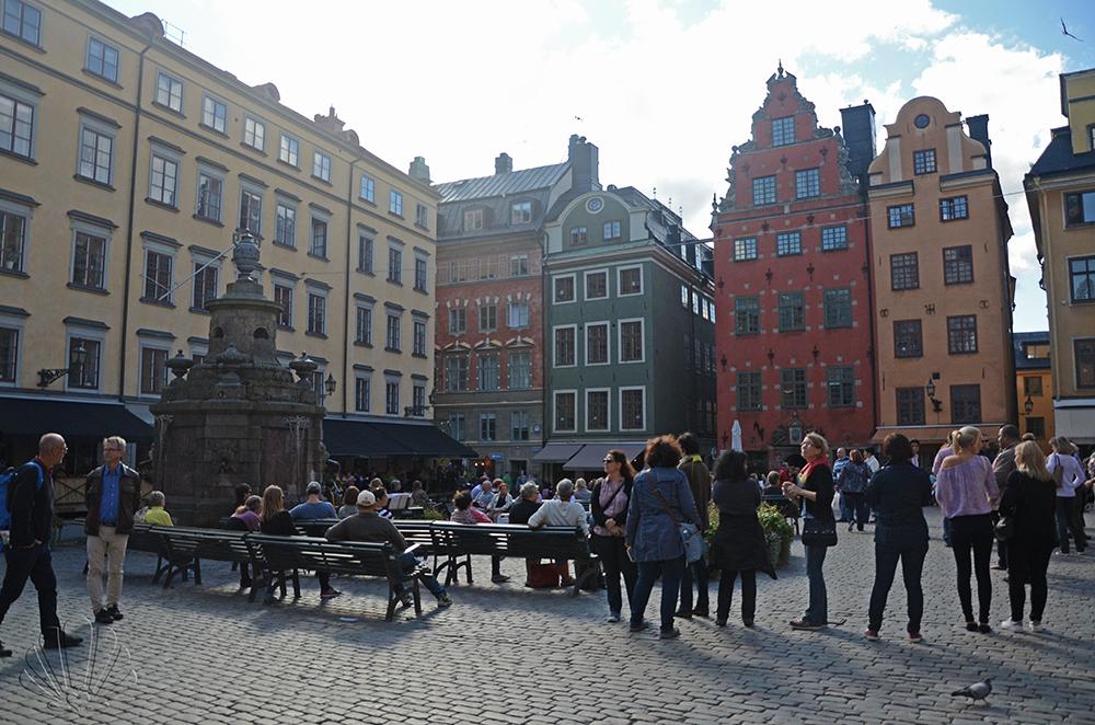 Stoccolma, Gamla stan: stortoget