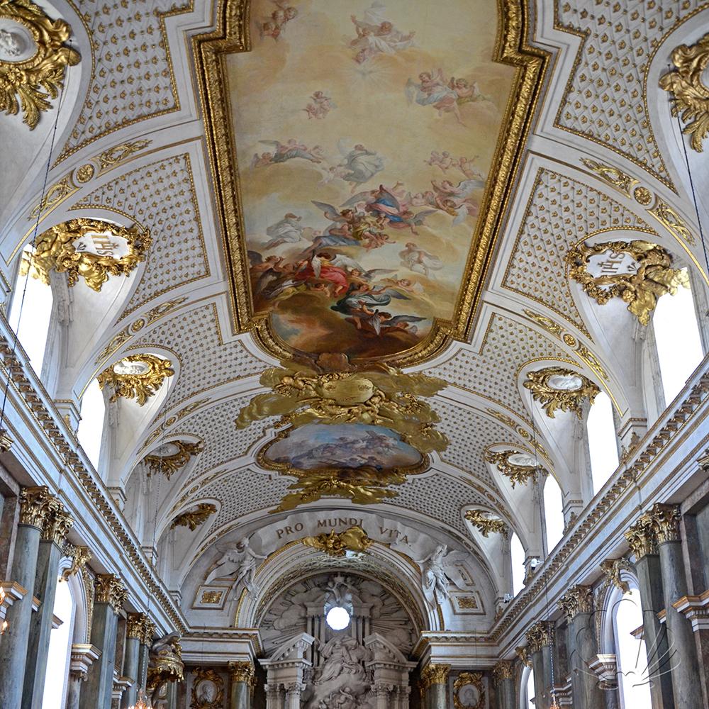 Stoccolma, Gamla stan: la cattedrale, interni
