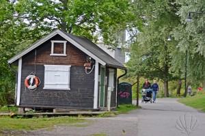 Stoccolma, Sodermalm, passeggiata
