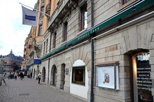 Svenks Tenn, Stoccolma