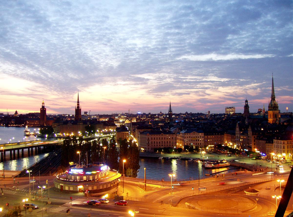 Il posto delle fragole: in viaggio verso Stoccolma
