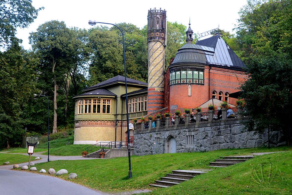 Il Systrarna Helin Voltaire:un luogo fiabesco in cui fare una pausa a Djurgården, Stoccolma