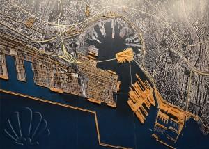Il waterfront di genova, progettato da Renzo Piano, Galata museo del Mare