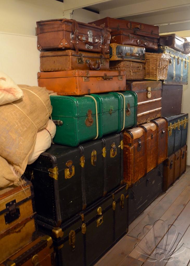 Pronti per partire a bordo del piroscafo Città di Torino! Galata Museo del Mare, Genova
