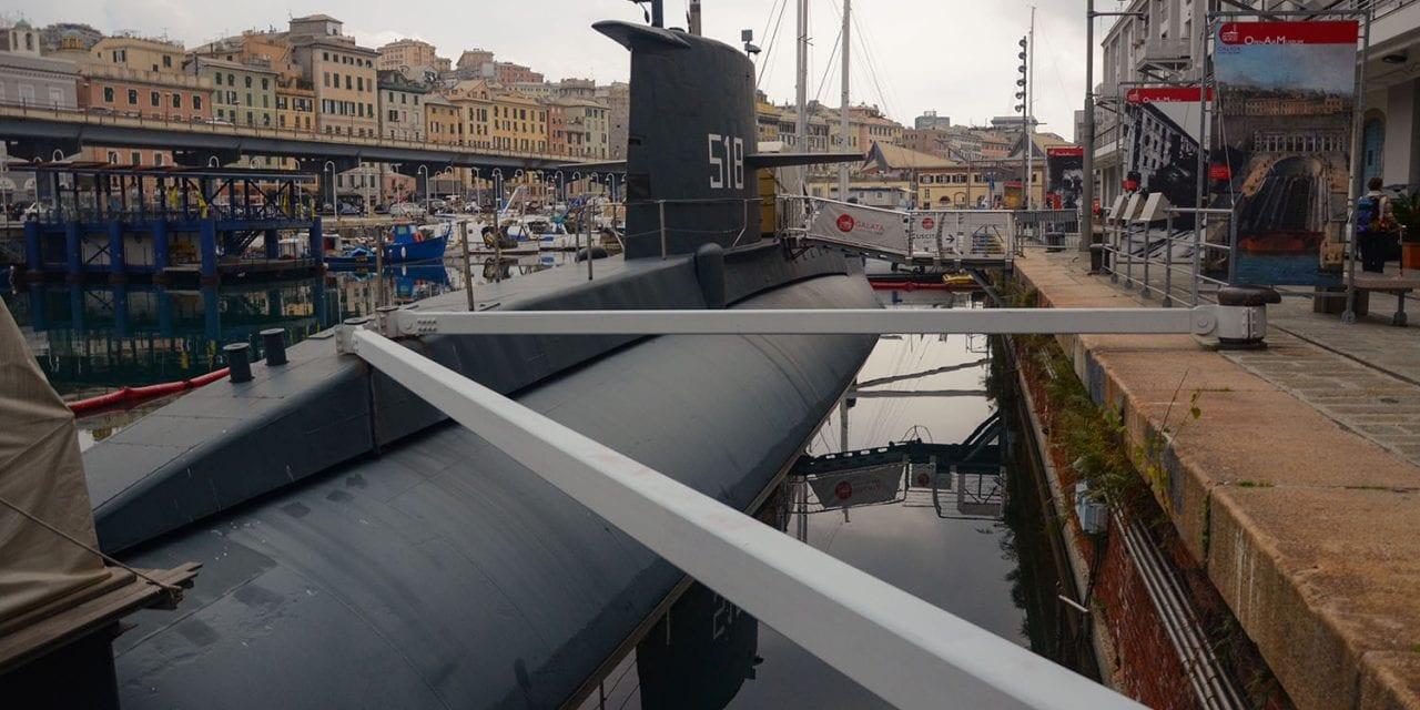 Il Museo del Mare di Genova
