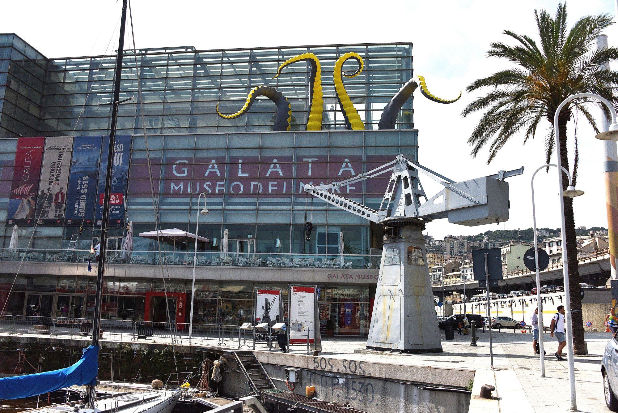 Genova: storie di mare, marinai e migranti al Galata Museo del Mare
