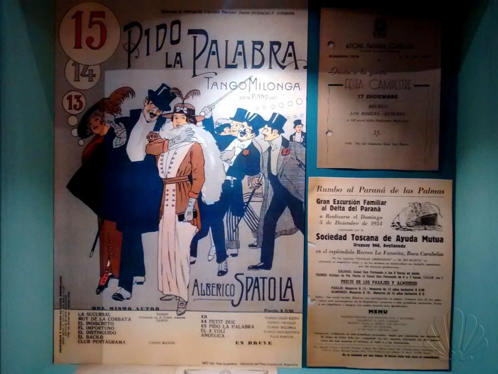 Tango e Milonga in Argentina, Galata Museo del Mare, Genova