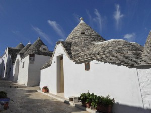 Alberobello, quartiere Monti