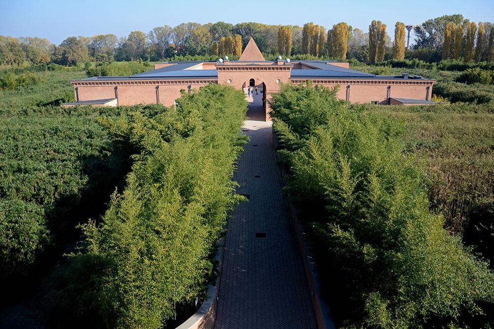 Fontanellato: il labirinto più grande del mondo nella tenuta di Franco Maria Ricci