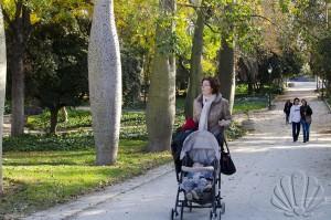 Passeggiata per Valencia col passeggino