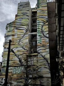 Valencia, la street art cambia il volto dei palazzi