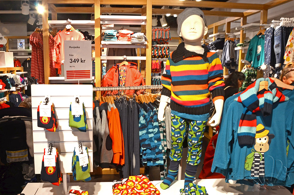 Stoccolma: fashion for kids. Una guida allo shopping a misura…mini!