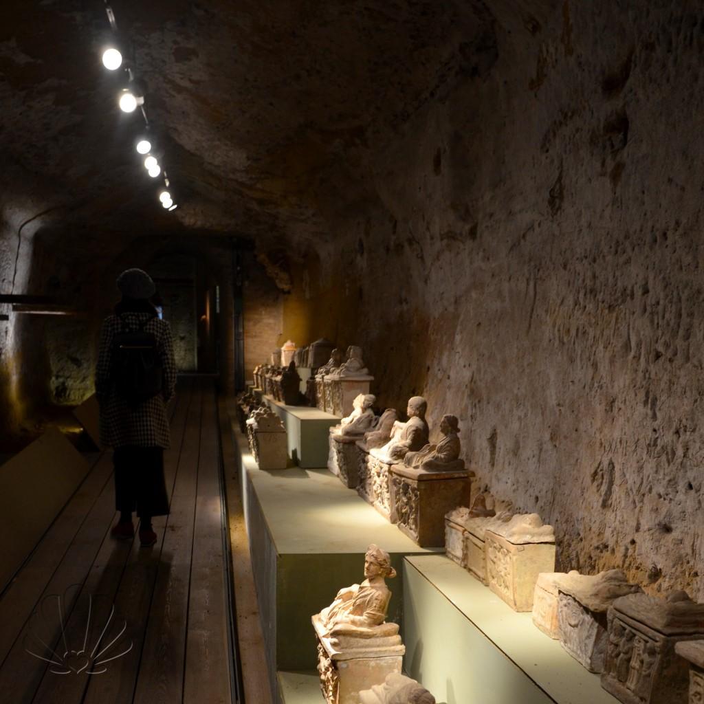 Siena: Santa Maria della Scala e i suoi affascinanti corridoi
