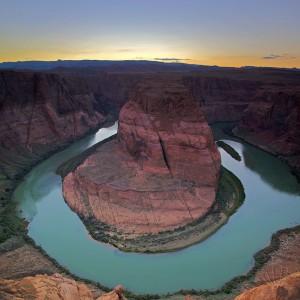 l'Horseshoe Bend, Page, Arizona