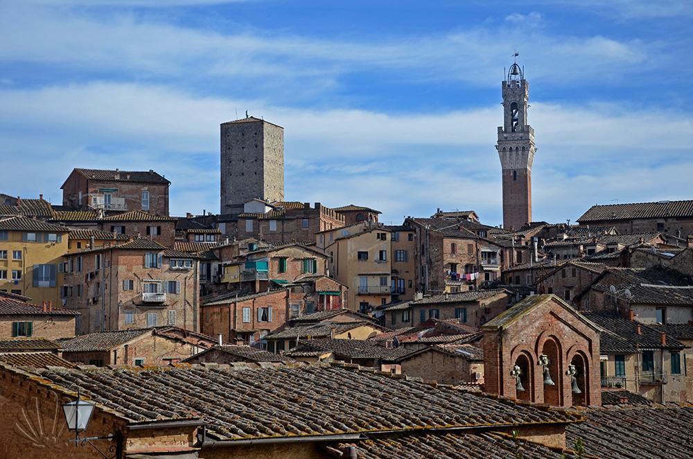 Siena: una cartolina vivente in cui non ci si annoia mai