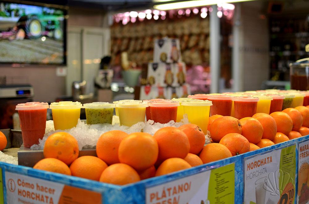 arance di valencia