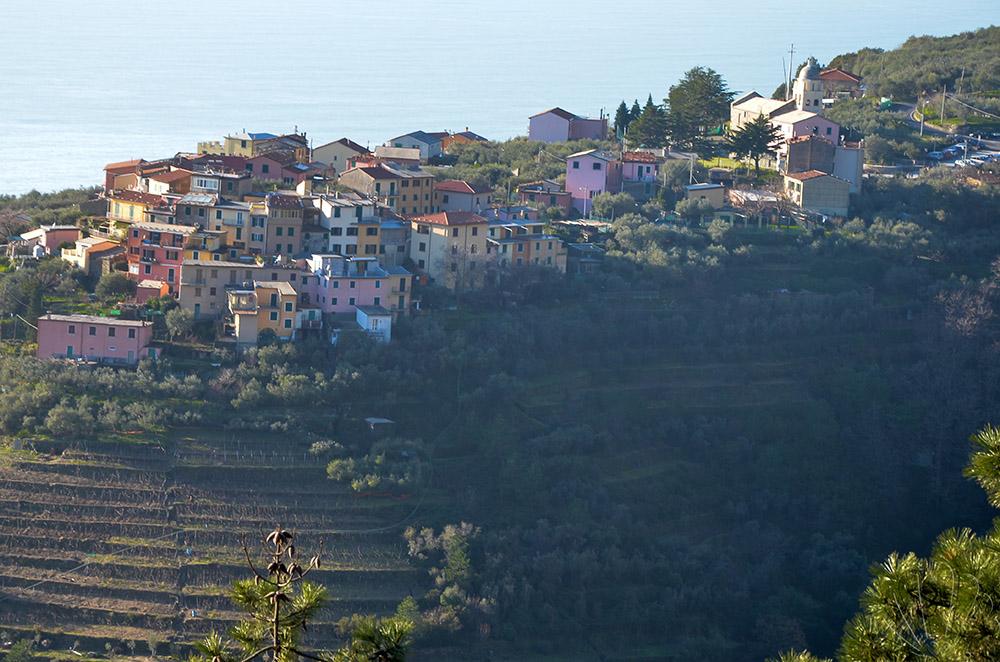 Volastra e il suo Santuario: Parco Nazionale delle Cinque Terre
