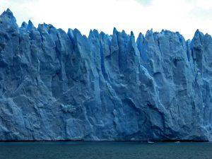 Il Perito Moreno visto dalla barca: una visione...da brividi!